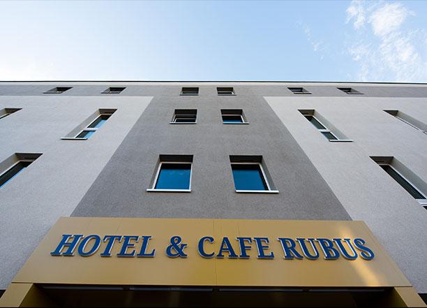 Café Rubus - Santoni Coffeeshop Gmbh